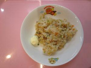 チャーハン 納豆